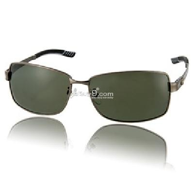 Gray Frame Anti-ultraviolet Polarized Sunglasses P907S-Grey