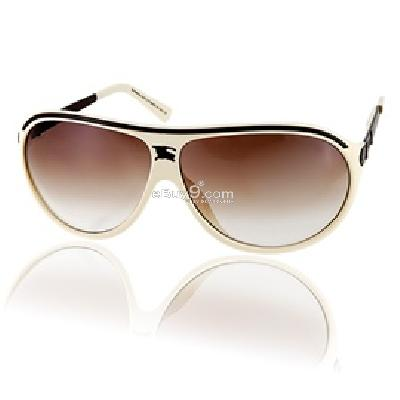 7014 Fashion Protective Eyewear UV400 Block Sunglasses P954W-Brown
