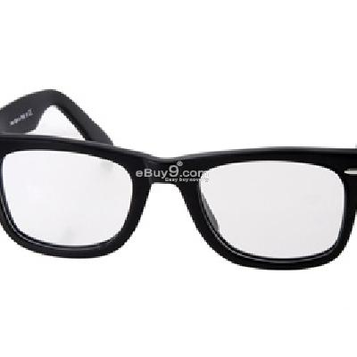 Protection and Radiation-proof PC Sunglasses PF09B-Black
