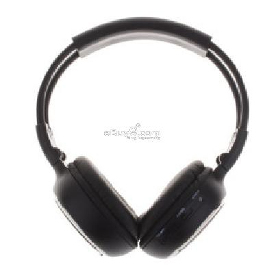 Infrared Wireless Headphone Headset (IR-836) H085167}-As picture