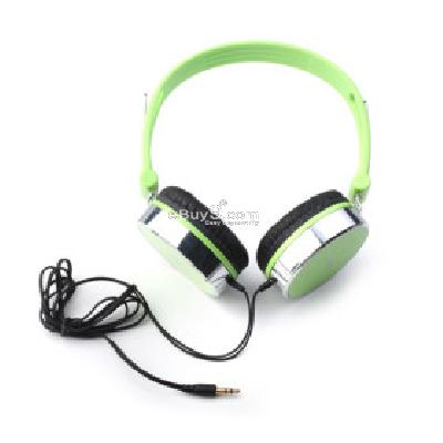 Classic Style Zumreed Headphones (Green) H156343-Green
