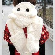 /furry-womens-kawaii-bear-hoodie-gloves-pocket-hat-sherpa-scarf-shawl-fun-kdwjw-p-7426.html