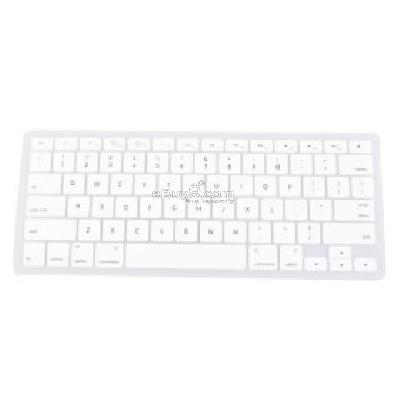 Silicone QWERTY Keyboard Skin for Macbook 13.3 Air (White) K178631-White