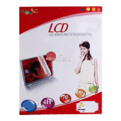 Anti-Scratch Screen Protector with Cleaning Cloth for Laptop (15.6inch) LSP100000-As picture