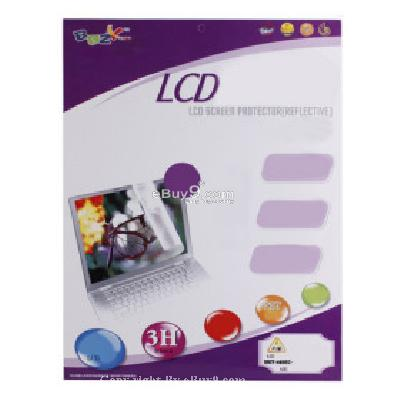 Anti-Scratch Screen Protector with Cleaning Cloth for Laptop (7.4inch) LSP100001-As picture