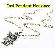 /vintage-rhinestone-bronze-owl-pendant-necklace-mtyxlw-p-1348.html