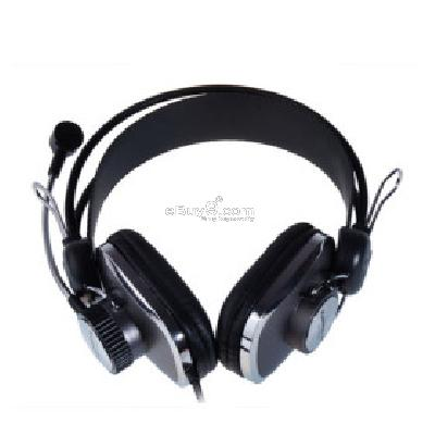 Kanen Headphones + Microphone M083858-As picture