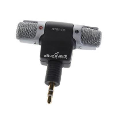Stereo Microphone Adapter M090701-As picture