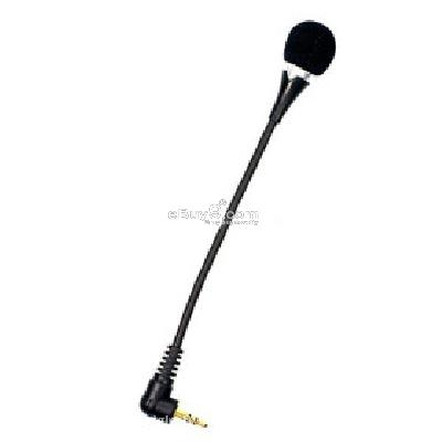 Hyundai Soft-Neck Laptop Microphone M121871-As picture