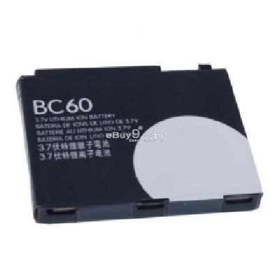 Motorola BC60 Compatible Rechargeable Li-ion Battery (3.7V 850mAh) M076365-As picture
