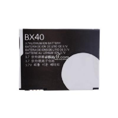Motorola BX40 Compatible Rechargeable Li-ion Battery (3.7V 740mAh) M103082-As picture