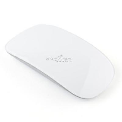 Multi-Touch Gesture USB Wireless Mouse (White) M192894-White