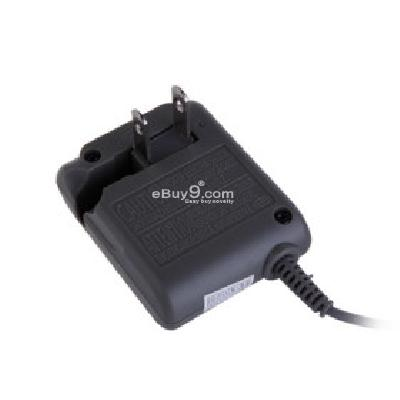 AC Mains Power Adapter Charger for Nintendo DS Lite (US) NDA076256-Black