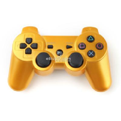 Wireless DualShock 3 Controller for PS3 (Gold) PWC123843-Gold