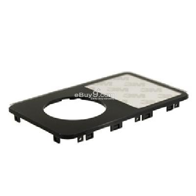 replacement black front cover for ipod video pr188b-As picture