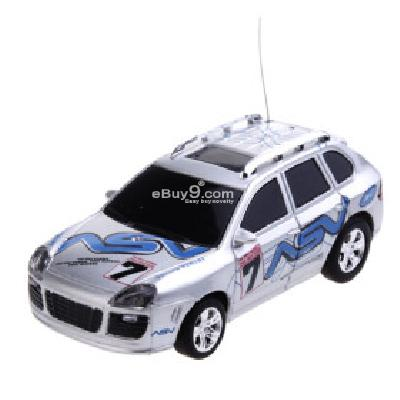 Super-Mini Remote Controlled Palm-Top RC-Car ( 35MHz ) RC086838-wie Bild