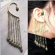 /gothic-bronzecoloured-punk-skull-gothic-ear-cuff-chain-tassels-earring-p-36980.html