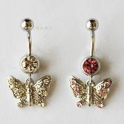 /2-pcs-butterfly-crystal-curved-belly-dance-navel-ring-navel-nail-piercing-p-37005.html