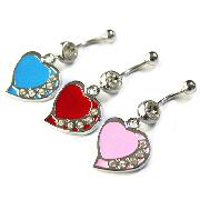 /hot-3-x-heart-love-gem-curved-belly-dance-button-navel-ring-nail-jewelry-p-37029.html