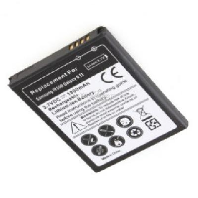 1800mAh Replacement Battery for Samsung Galaxy S i9100 S203998-As picture