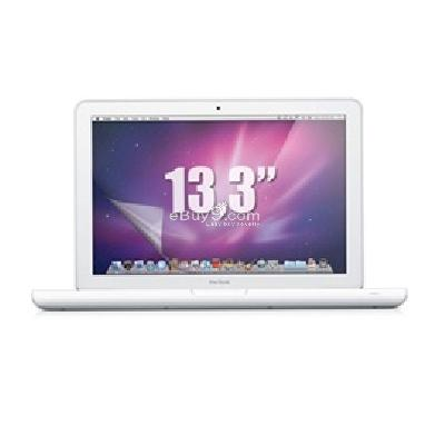 crystal clear screen protector guard for 13.3 inch apple macbook (Transparent) SP049T-As picture