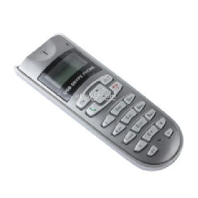 USB VoIP Telephone for Skype (Grey) SP187386-As picture