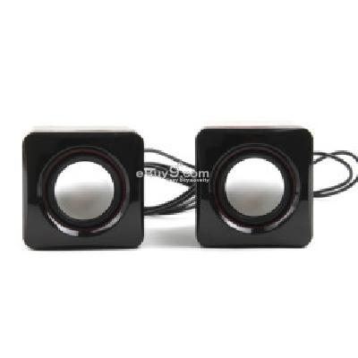Multimedia Mini Speaker (Black) S203587-Black
