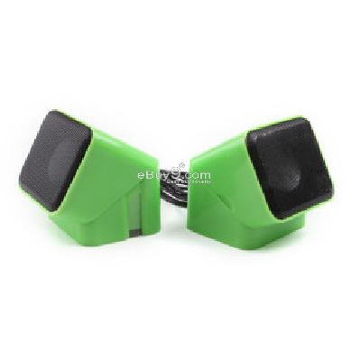 Multimedia Mini Speaker (Green) S203590-Green