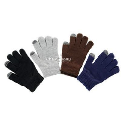 mini magic touch screen gloves for iphone, ipad (All Touchscreen Devices) tg241845-As picture