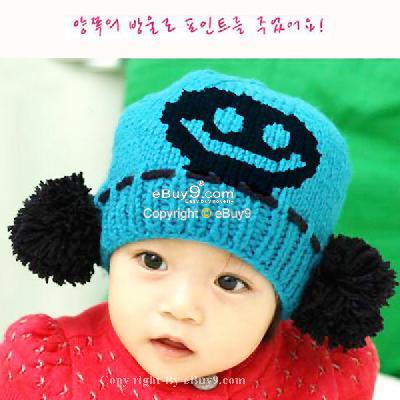 /new-good-quality-boysgirls-baby-children-blue-crochet-knitting-hat-cap-xlm2w-p-3936.html