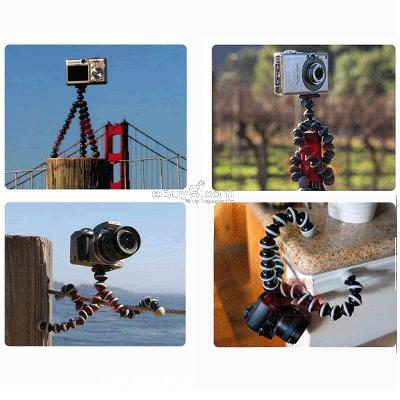 Universal Tripod Stand for Digital Camera lens ZY3jw-Black