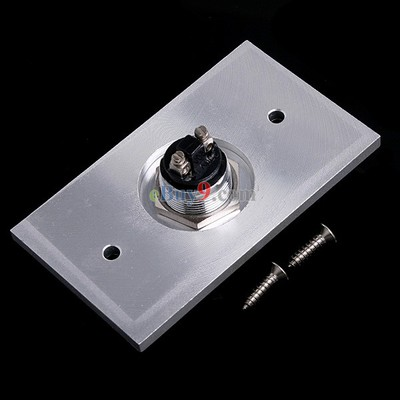Aluminum Door Exit Push Release Button Switch for Access Control-As picture