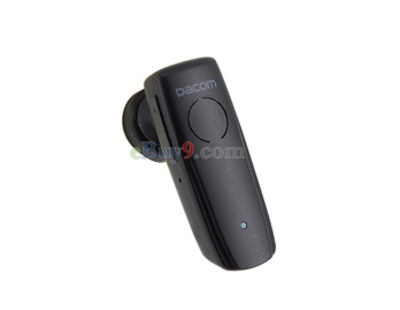 Bluemei K601 Bluetooth Stereo Headset (Black)-As picture