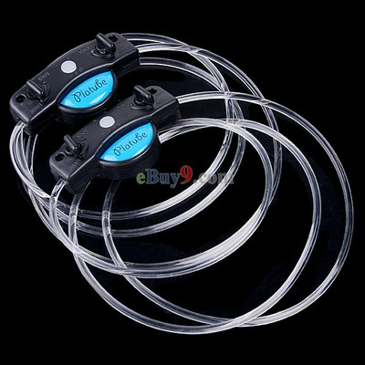 LED Light Up Shoelaces Flash Shoestrings Blue-As picture