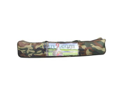 Camouflage Camping Tent with Carry Bag-As picture
