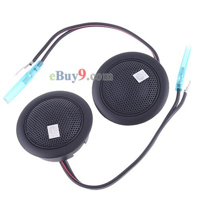 Super Power Loud Dome Speaker Tweeter for Car Auto pair-As picture