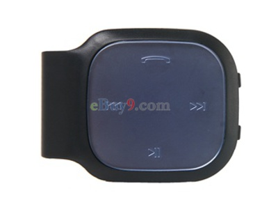 Bluetooth Stereo Headset (Black)-As picture