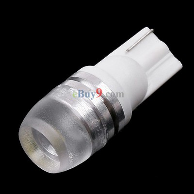 White Super Bright 1.5W DC 12V LED T10 Car Bulb Reading Light Lamp-As picture