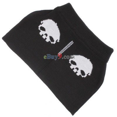 Sexy Lovely Ladies Skulls Knit Knitted Skirt Mini Skirt-As picture