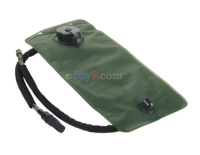 3L Military Hydration Bladder Pack (Green)-As picture