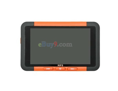 2G 3&quot; Screen MP5 Player (Orange)}-As picture