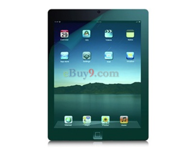 DO & AM UV- Kristall- Display Schutzfolie fr iPad 2 ( Transparent)-wie Bild