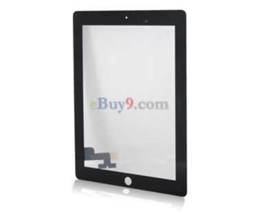 Original Touch Screen Repair Digitiser Replacement for iPad 2}-As picture