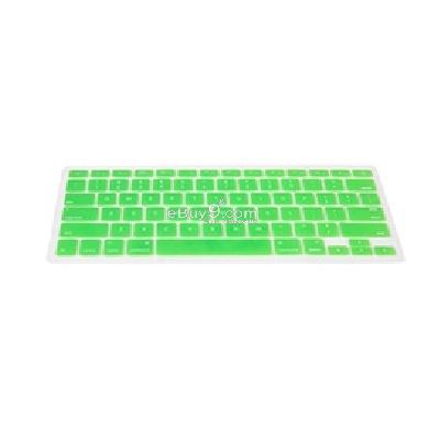 Macbook Air Silk-screen Printing Keyboard Cover Film (Green) jp04w-Green