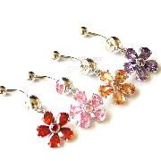 /fashion-womens-red-flower-curved-belly-dance-button-navel-ring-nail-pendants-p-37010.html