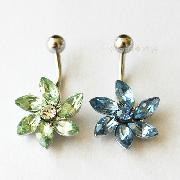 /2-pcs-flower-swarovski-gem-curved-belly-dance-button-navel-ring-piercing-p-36951.html