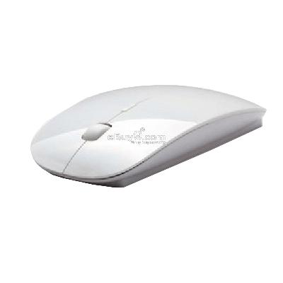 Wireless Optical Mouse For APPLE Macbook Mac OS sb6uw-White