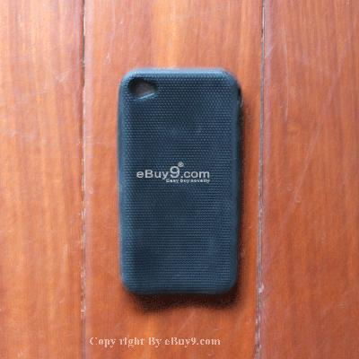 Hard Protective Backside Case for iPhone 3G 3GS yja8w-Black